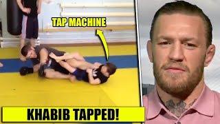 Khabib tapped during sparing, Jorge Masvidal on Conor McGregor | MMA SOUND