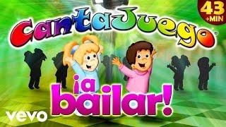 CantaJuego - A Bailar (Colección Oficial 16 Canciones Infantiles)