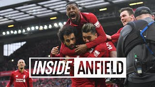 Inside Anfield: Liverpool 2-1 Tottenham   Tunnel Cam and Incredible Anfield atmosphere