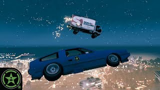 Flying Box Trucks - GTA V: Tales from the Internet | Let's Play