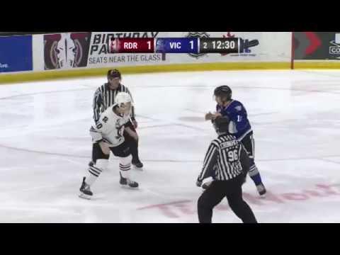 Cameron Hausinger vs. Kody McDonald
