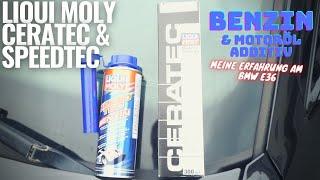 Liqui Moly Motoröl & Benzin Additiv | CeraTec & Speed Tec / Test - Meine Erfahrung am BMW E36