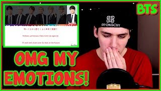 BTS (방탄소년단) - LET GO REACTION [I'M CRYING]