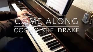 Gambar cover iPhone XR Song: Cosmo Sheldrake - Come Along - Piano Cover - BODO