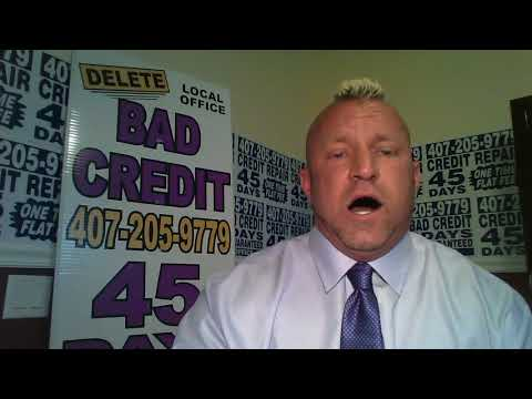 Can Credit Repair Delete Bankruptcies, Foreclosures and Liens?