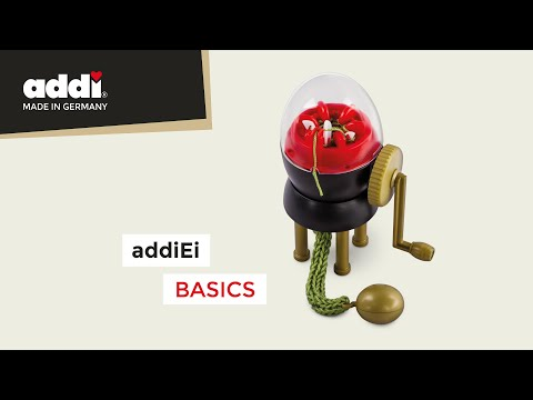 Машинка addi Express на 6 игл для вязания шнуров addiEi