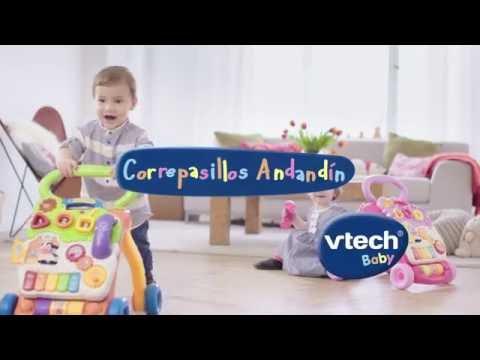 VTech - Correpasillos Andandín 2 en 1