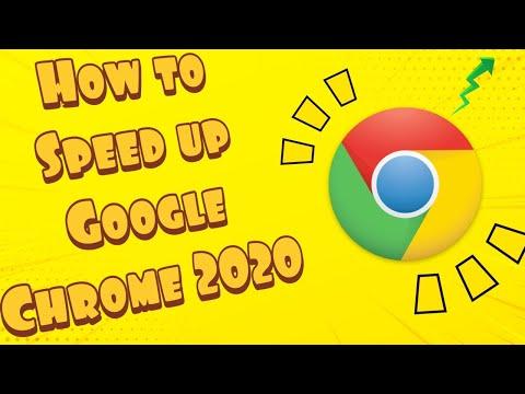 How To Speed Up Google Chrome 2020 - Make Chrome Faster 2020