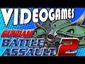 Videogames Gundam Battle Assault 2 Vai Gundam