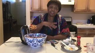 Grandma Gloria's Sweet Potato Pie Recipe