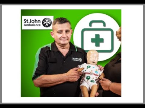 eLearning Marketplace: St John Ambulance Baby First Aid Online Course Introduction