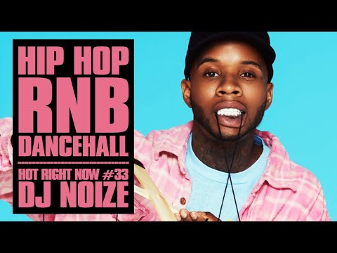 Hot Right Now #33 | Urban Club Mix January 2019 | New Hip Hop R&B Rap Dancehall Songs DJ Noize