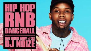 Hot Right Now #33 |Urban Club Mix January 2019 | New Hip Hop R&B Rap Dancehall SongsDJ Noize