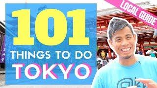 101ThingstoDOinTOKYO JapanGuidetoSecretHiddenPlaces
