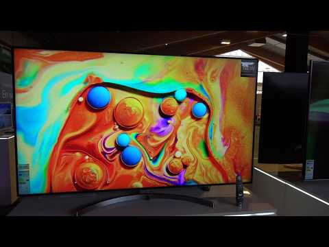 SK85 - LG SUPER UHD TV 2018 mit Alpha 7 Prozessor (Roadshow 2018)