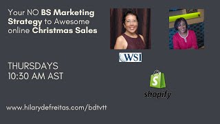 Your NO BS Marketing Strategy to Awesome online Christmas Sales