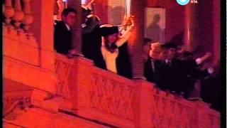 Asunción De Néstor Kirchner Saludo Desde El Balcón De La Casa Rosada 2003 Parte III F