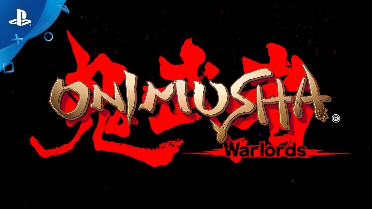 Onimusha: Warlords, el Clásico de PS2, Llegará a PS4 el 11 de enero de 2019