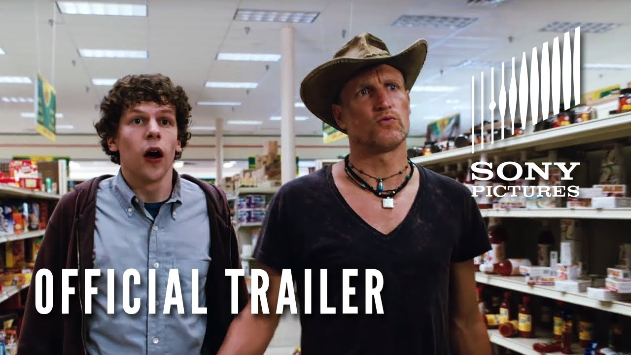 >Zombieland Official Trailer #1