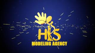 After effects and cinema 4D Animation for H5 Modeling Agency