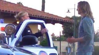 Asking For Police Officers Numbers | FreddyFairHair