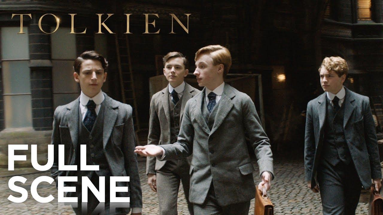 Tolkien Full Scene
