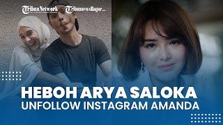Arya Saloka & Putri Anne Curhat setelah Unfollow IG Amanda Manopo, Pemain Ikatan Cinta Ungkap Fakta