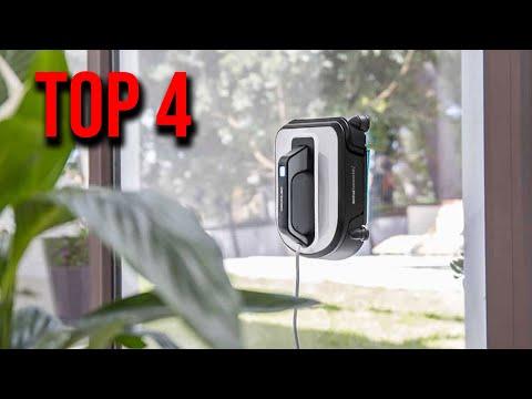 TOP 4 : Meilleur Robot Lave Vitre 2021