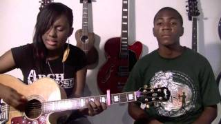 Background - Lecrae ft. C-Lite cover by Jamie Grace & Yesu