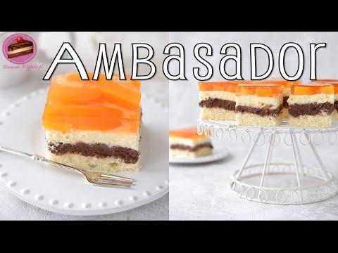 Ciasto Ambasador ~ Domowe Wypieki ~ Przepis ~