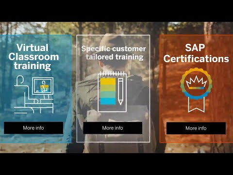 Discover the value of SAP Training and Certification - YouTube