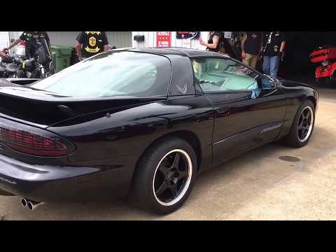 Video of '95 Firebird Formula - LGQH