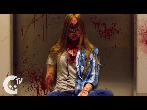 The Elevator | Short Horror Film | Crypt TV