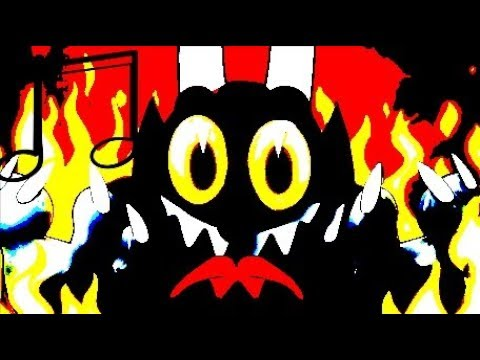 Cuphead | SCARY Music HIDDEN In the Game