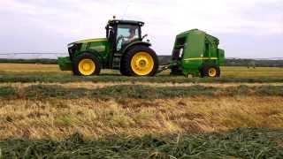 Introduction 9 series round balers