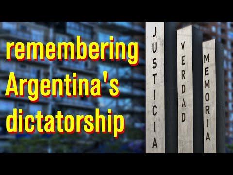 Remembering Argentina's Dictatorship: History as Social Conflict | BadEmpanada