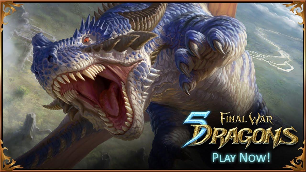 Final War: 5 Dragons Trailer
