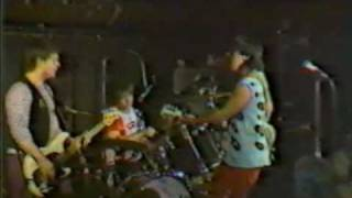 The Flamin Oh's: I Remember Romance, Stop. Live at Duffy's. 1981.
