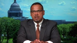 Keith Ellison Loses DNC Chair Race After Smear Campaign over His Support for Palestinians Rights
