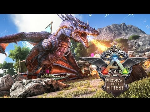 ARK: Survival of the Fittest - PS4 Trailer thumbnail