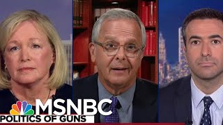 Watch Teacher Confront Republican Senator On Gun Control | The Beat With Ari Melber | MSNBC