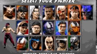 Ultimate Mortal Kombat 3 (Arcade), Longplay (Cyborg Smoke