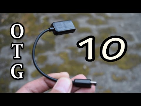 Top 10 Amazing Uses of OTG Cable that will BLOW YOUR MIND Must Watch