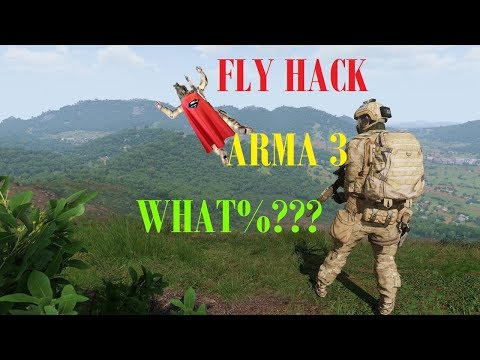 Arma 3 Private Hack, SpeedHack, WH, AIM 2019 - ANGRYHAMSTER