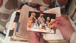 Teddy Bear Journal (SOLD)