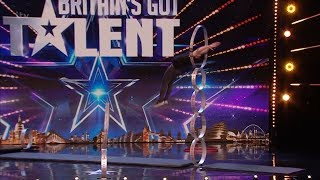 Britain's Got Talent 2020 The Fearless Kai Hou Full Audition S14E08