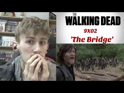 The Walking Dead Season 9 Episode 2 - 'The Bridge' Reaction
