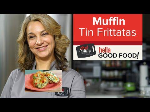 Muffin Tin Frittata
