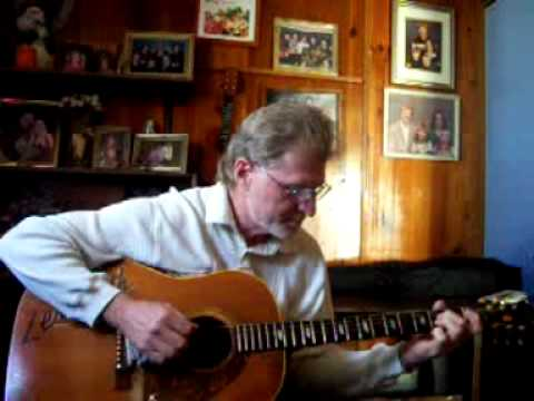 "Jerry Reed's ""The Claw"" played by Terry Smith"