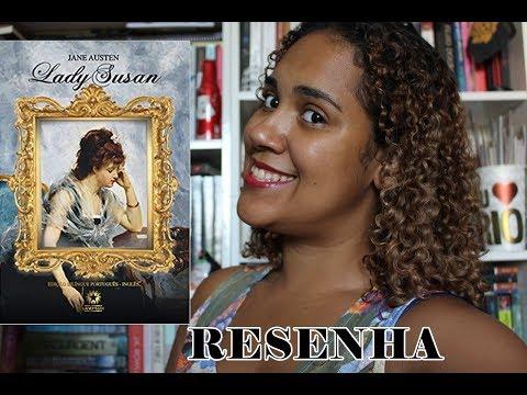RESENHA: LADY SUSAN, Jane Austen ||Um livro e nada mais
